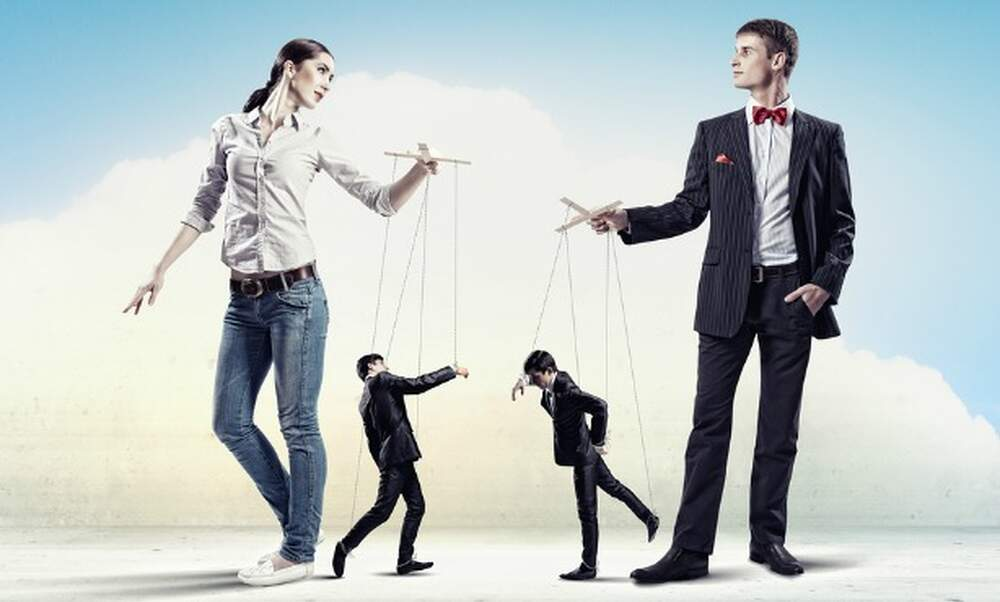 Too much or too little: the dynamics of personal power