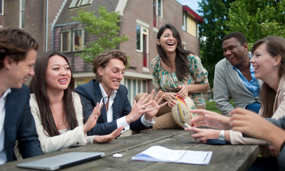 Discover Nyenrode's MSc in Management: Open Day & Business Game