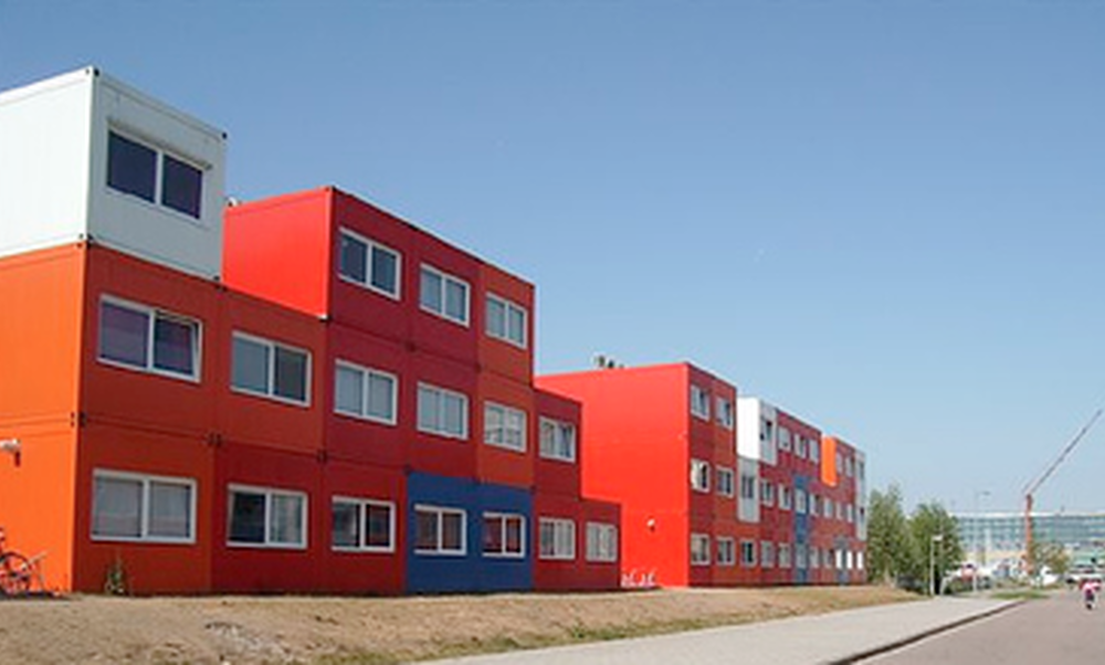 Dutch student housing is the second most expensive in Europe