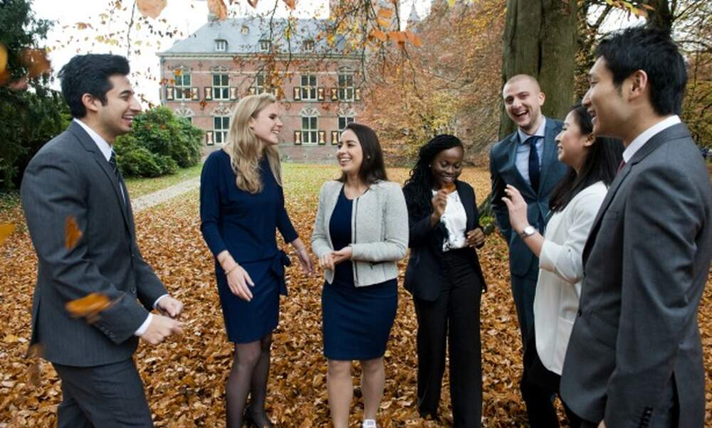 MBA try-out weekend for expats at Nyenrode Business Universiteit