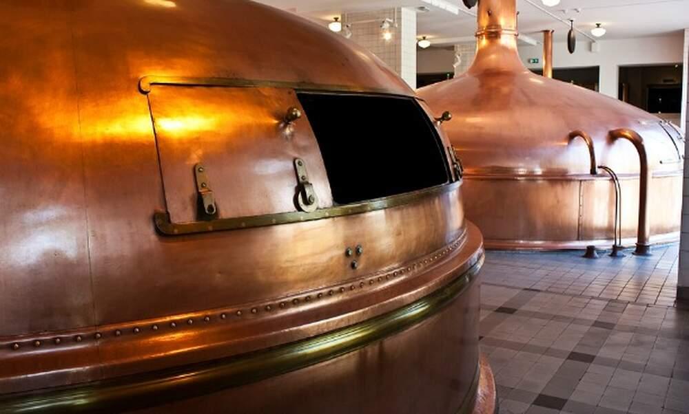 Dutch brewer turns rain into beer