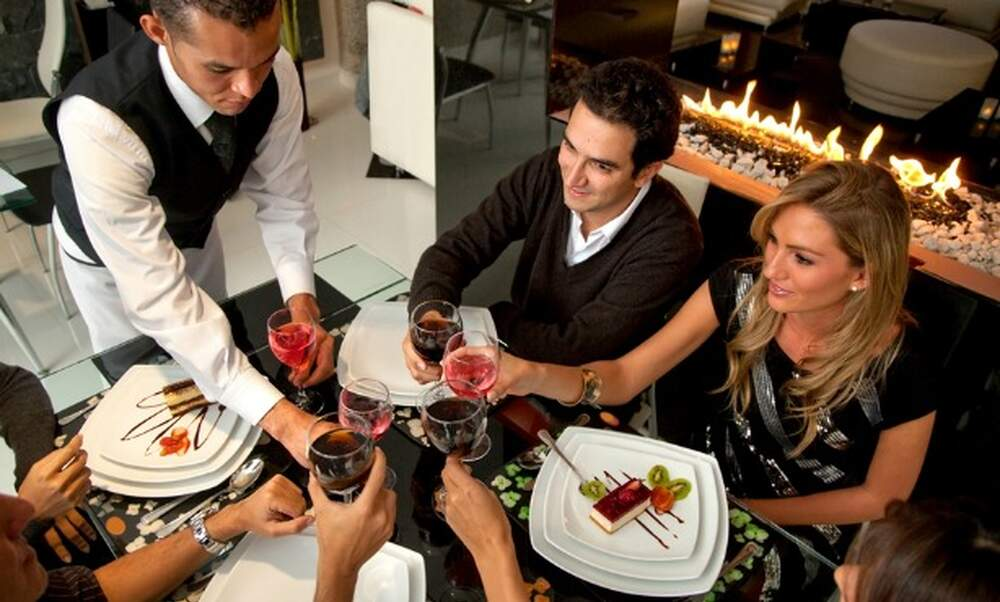 Dutch restaurants most expensive in Western Europe