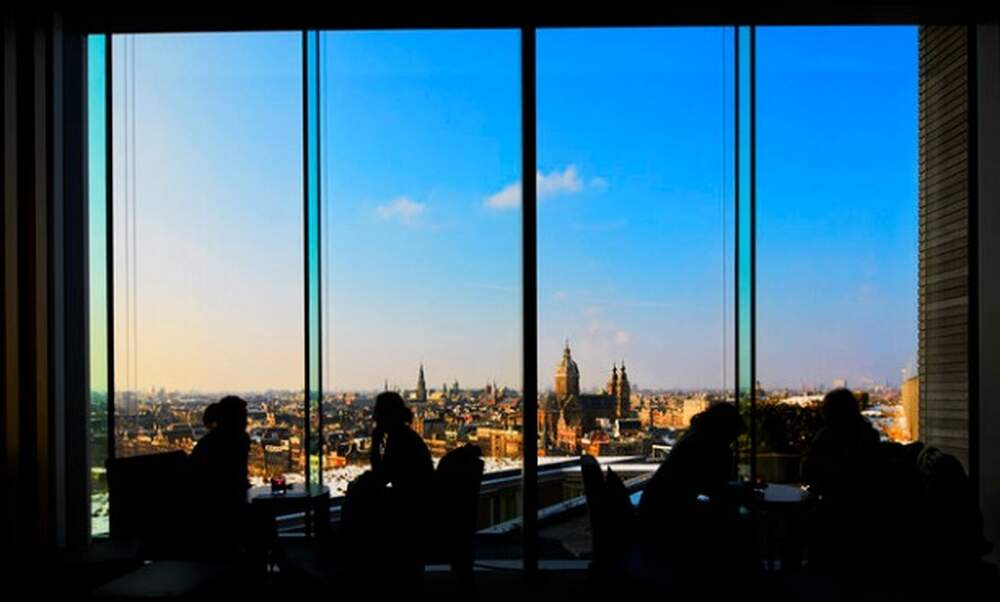 [Special Offer] SkyLounge | DoubleTree by Hilton Amsterdam CS