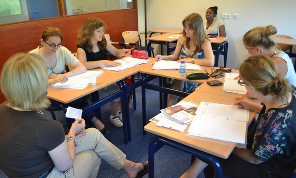 The BSN Language Centre maximises language learning results
