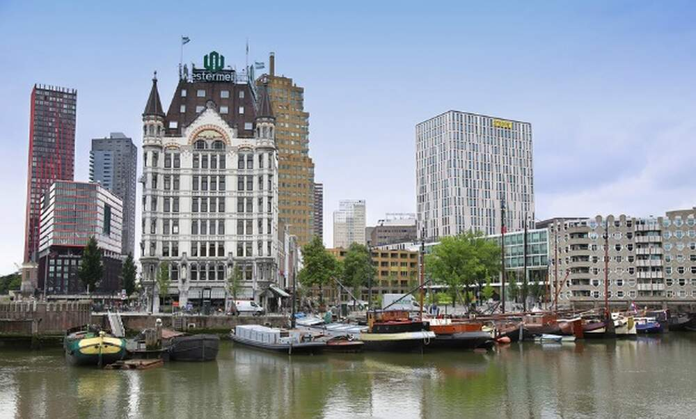 Rotterdam Delta City app reveals city's flood defences