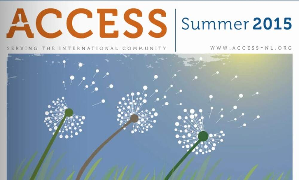 [Summer 2015] ACCESS e-zine
