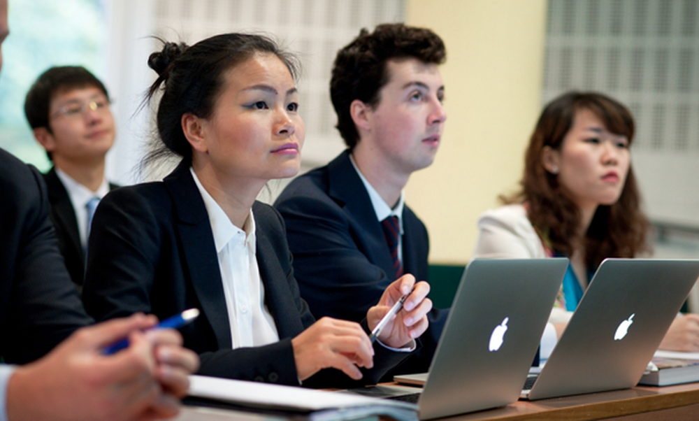 Nyenrode International MBA Scholarship Challenge Powered by IamExpat