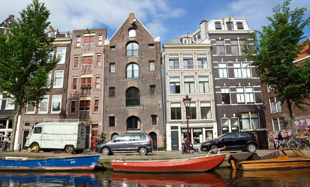 Dutch housing market recovering well especially in randstad for Dutch real estate websites