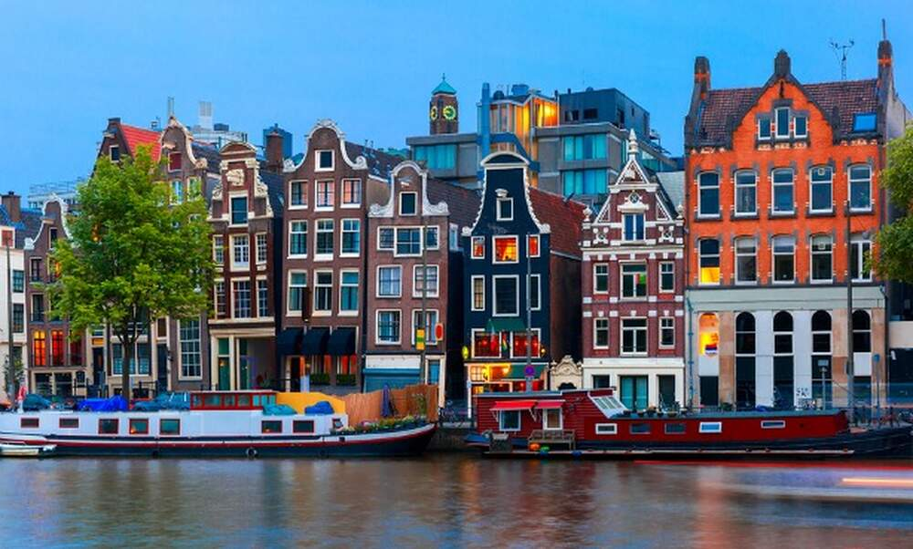 Amsterdam house prices experience a sharp increase