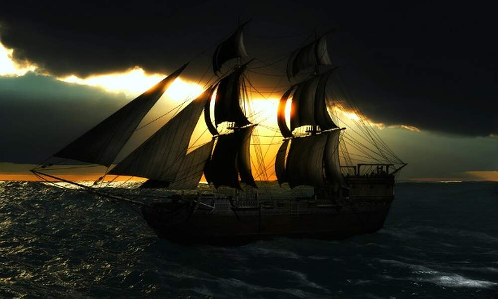 Dutch ghost stories: Ghost ships