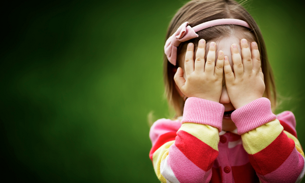 How to support your shy child