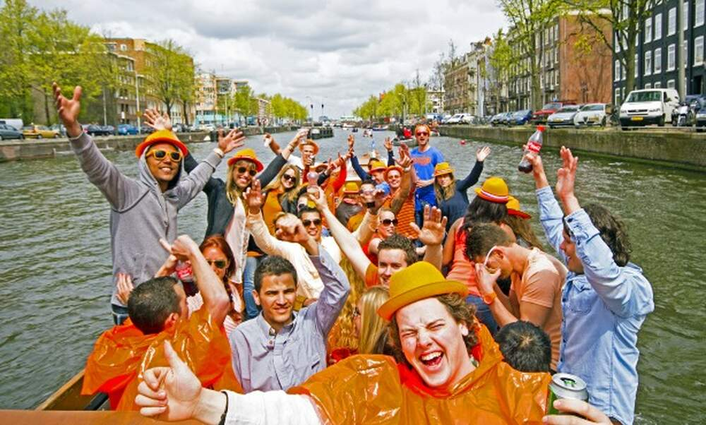 A guide to celebrating the first King's Day in the Netherlands