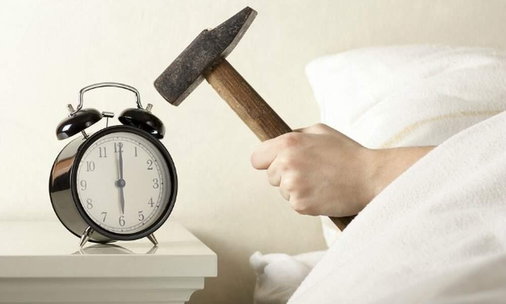 Dutch population not getting enough sleep