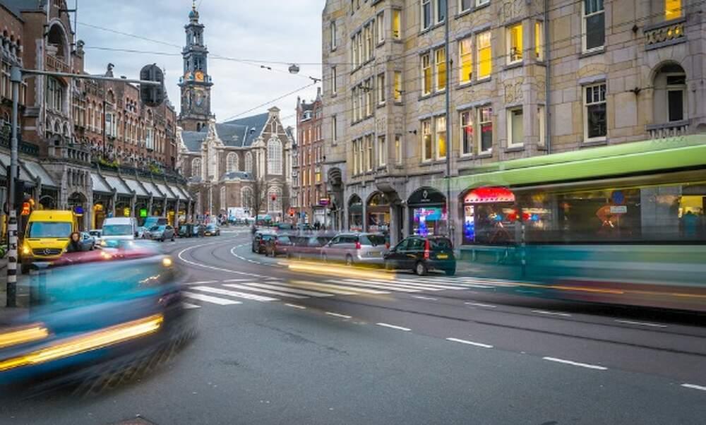 Amsterdam to use Google data to decrease traffic jams