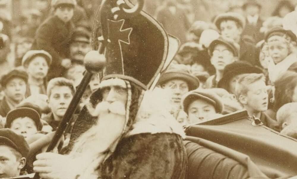 Sinterklaas A Tradition That Lived Through World War Ii