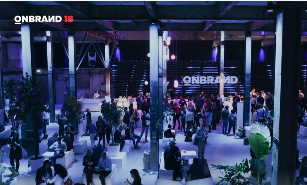 Win a ticket to OnBrand Conference
