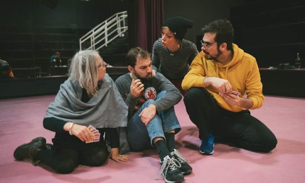 English Theatre Utrecht presents One Flew Over the Cuckoo's Nest