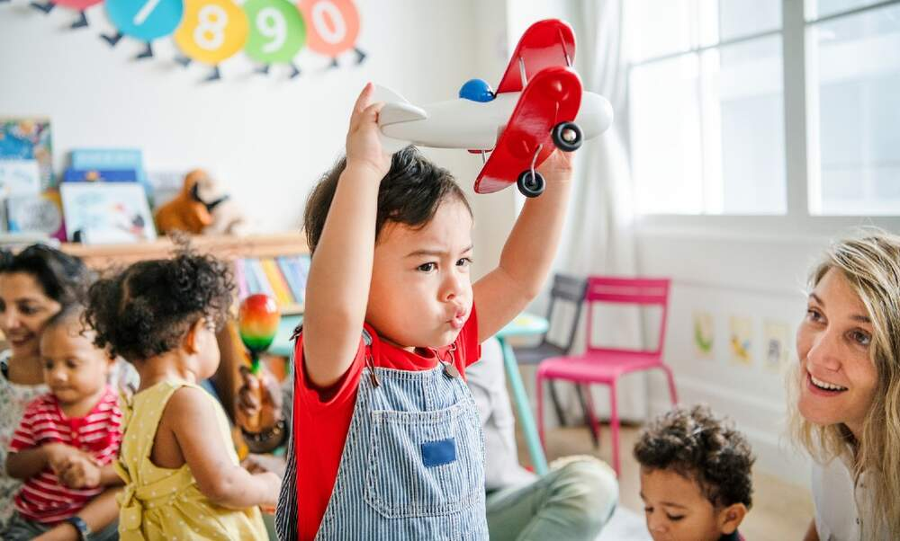 GroenLinks wants 3 days of free childcare for every child