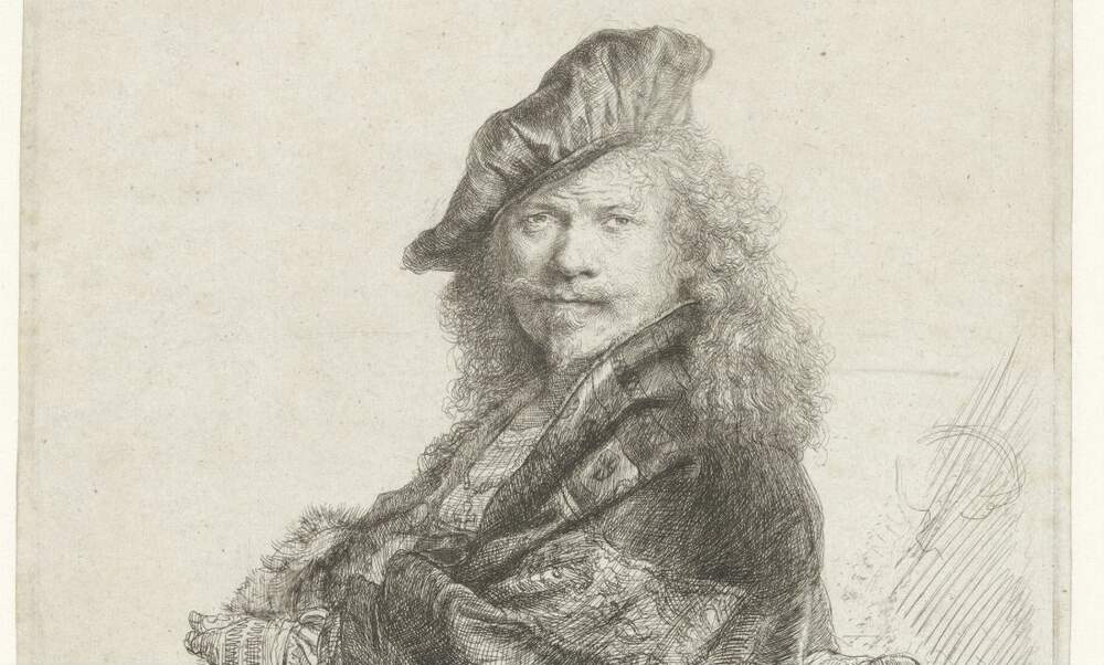 6 things you may not have known about Rembrandt