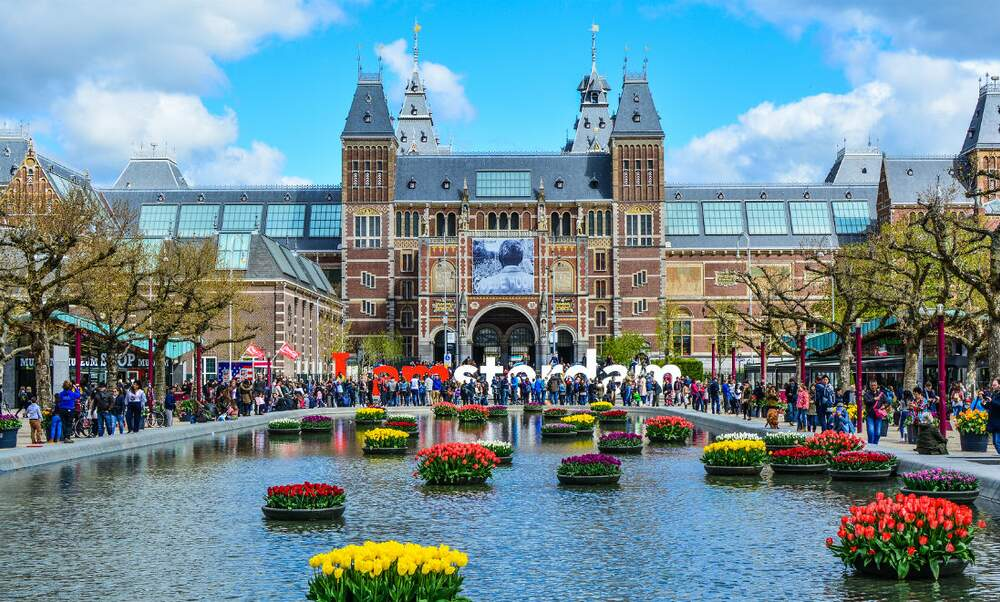 Two of the world's best museums right here in the Netherlands