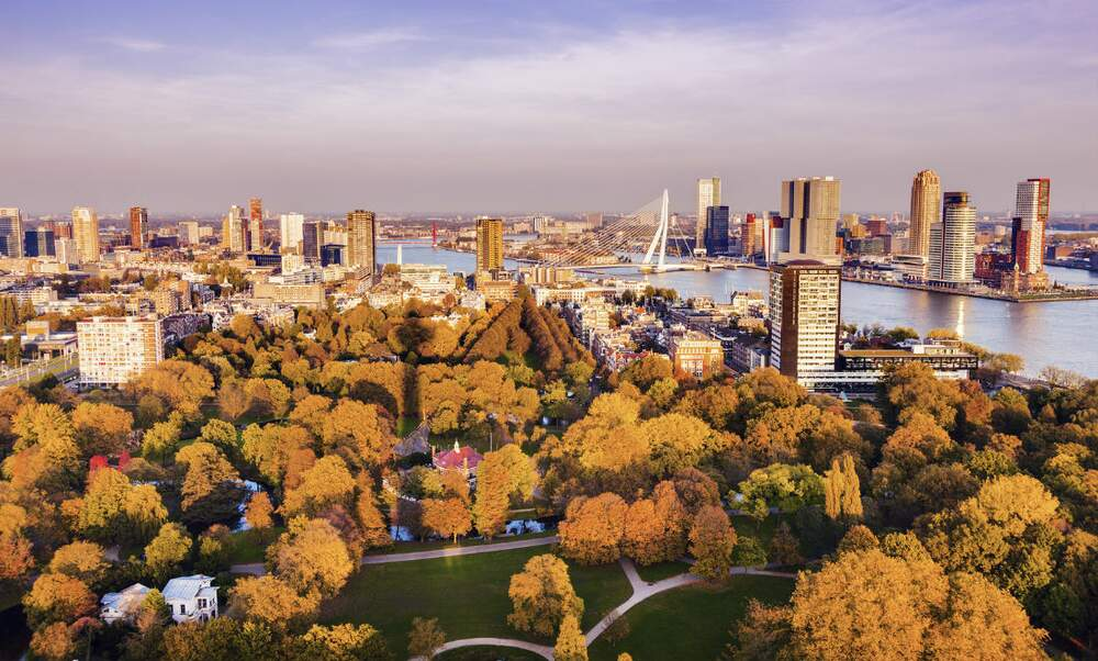 5 things you probably didn't know about Rotterdam