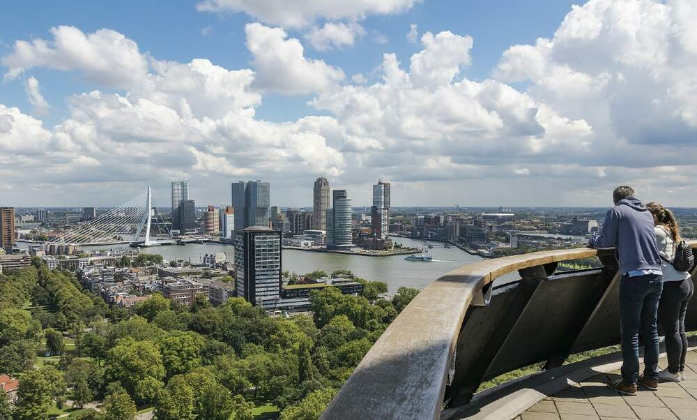 Report names Rotterdam most affordable big city in the Netherlands