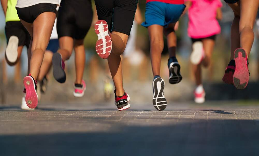Get outdoors and join a running group this summer
