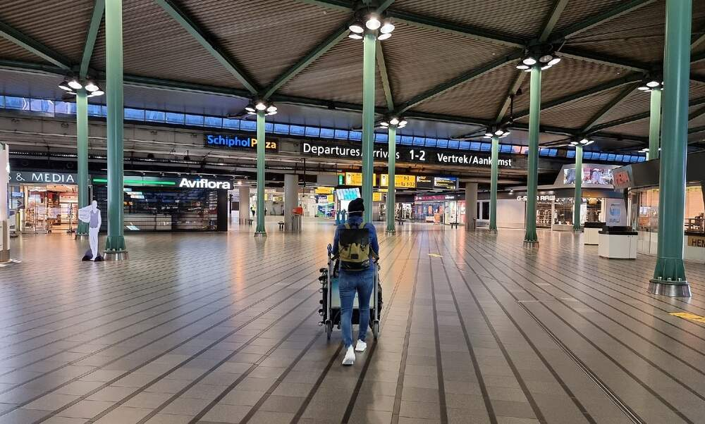 Dutch government to trial coronavirus-proof international holidays from April