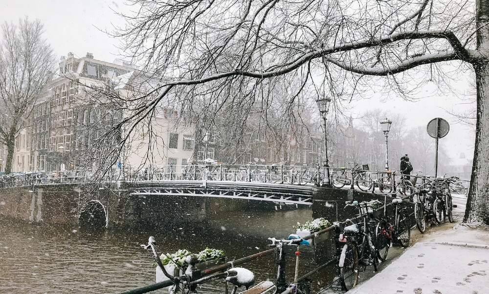 Dreaming of a white Christmas? Try not to get your hopes up