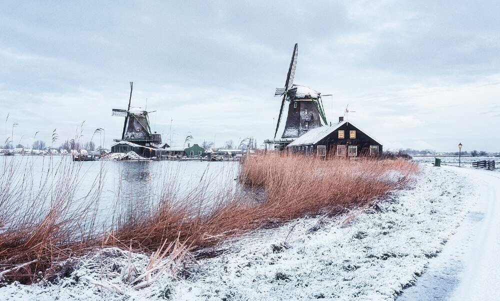 Will the Netherlands see a white Christmas or Elfstedentocht this winter?