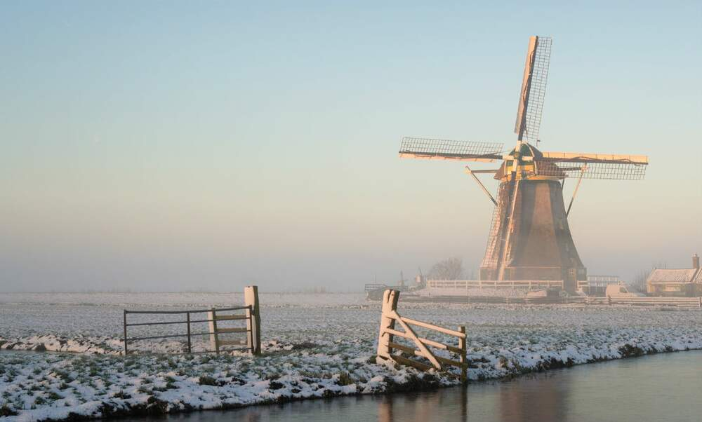 Snow a possibility in the Netherlands this weekend