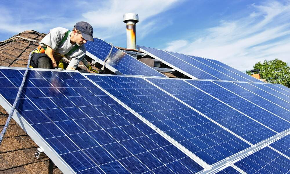 Number of solar panels in Rotterdam has increased by over 40 percent