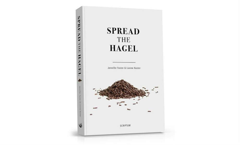 Win copies of Spread the Hagel recipe book
