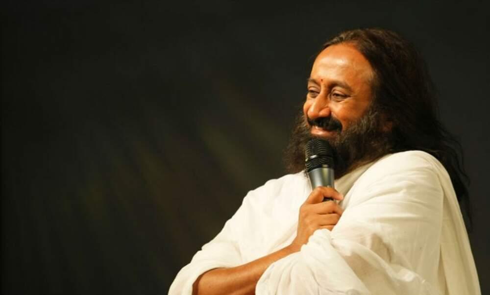 Unveiling Infinity: Masterclass on meditation by Sri Sri Ravi Shankar