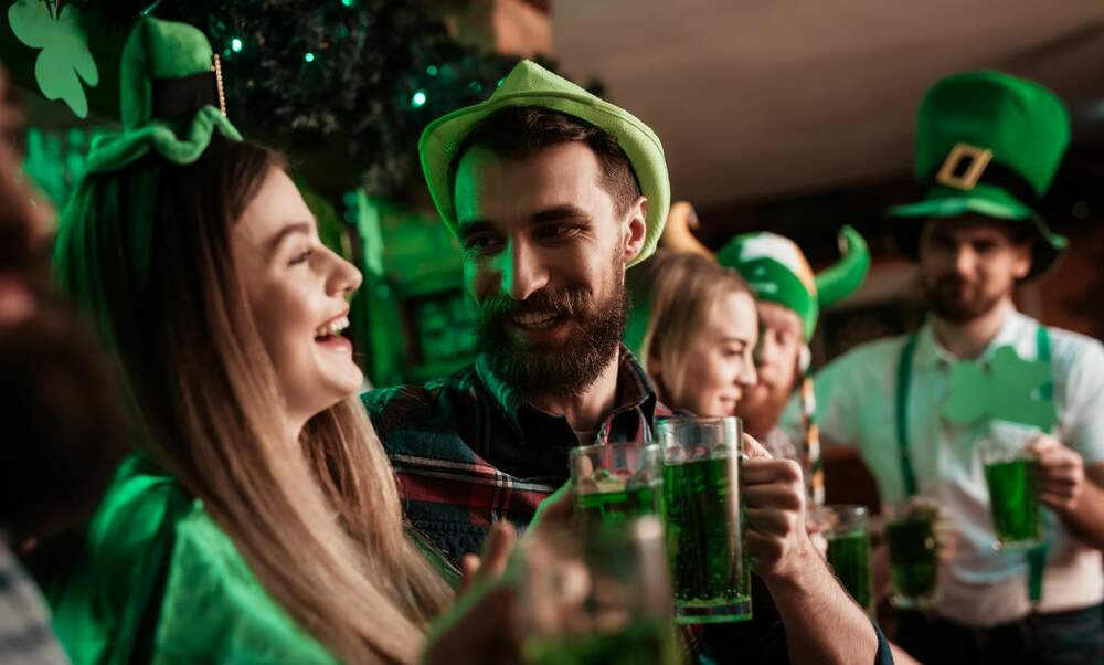 St. Patrick's Day Irish cultural celebrations in the Netherlands