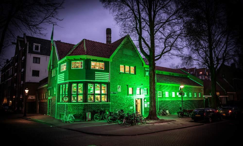 St. Patrick's Festival at Splendor Amsterdam