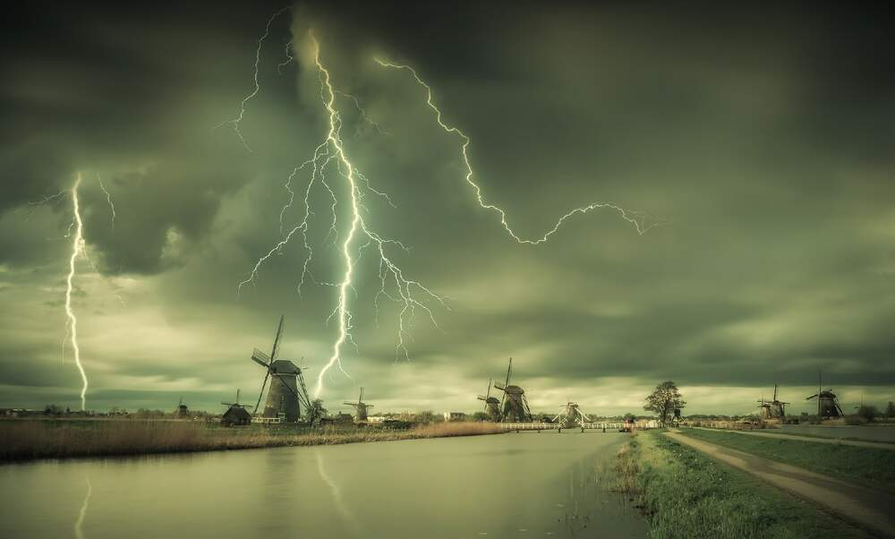 Monster storm Ciara to hit the Netherlands this weekend