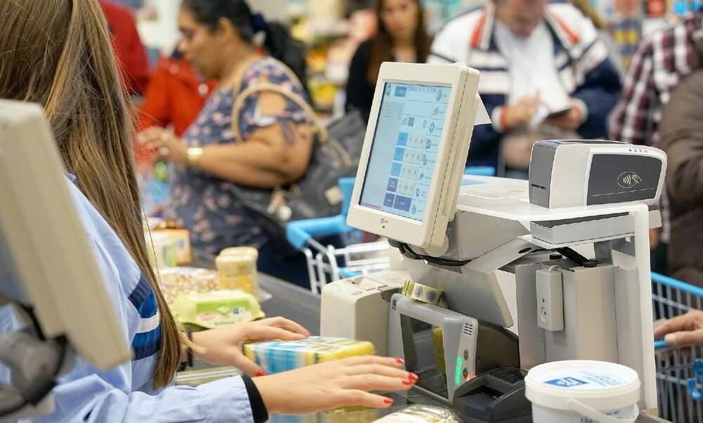 Coronavirus Christmas bonus for supermarket workers in the Netherlands