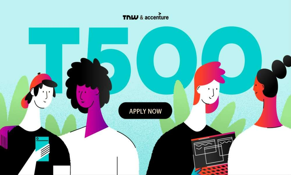 The Next Web is looking for the 500 best under 26s working in technology