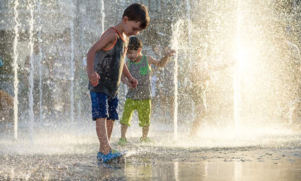 Temperature records smashed as heatwave bakes Europe