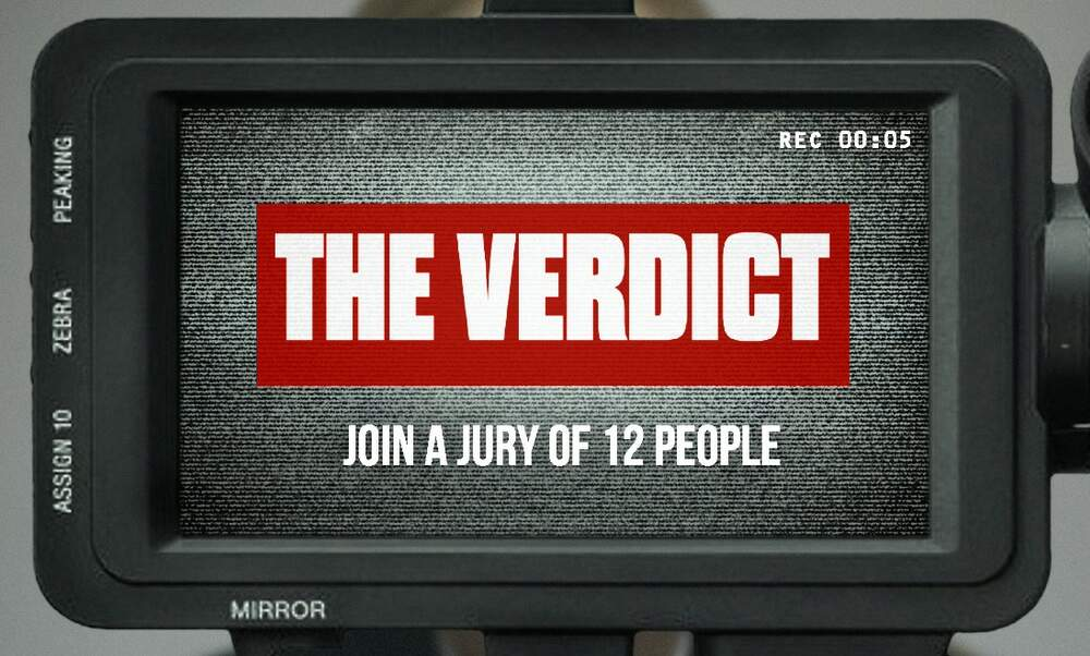 New interactive experience gives you a seat on the jury | The Verdict