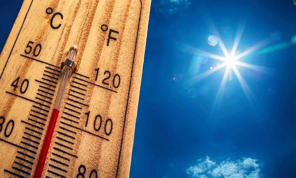Extreme heat: Code red at Dutch railway and National Heat Plan in place!