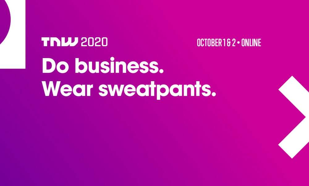 TNW2020 Tech event online on October 1-2