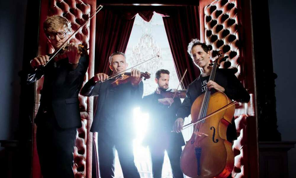 TRACKS: Alma Quartet at Concertgebouw