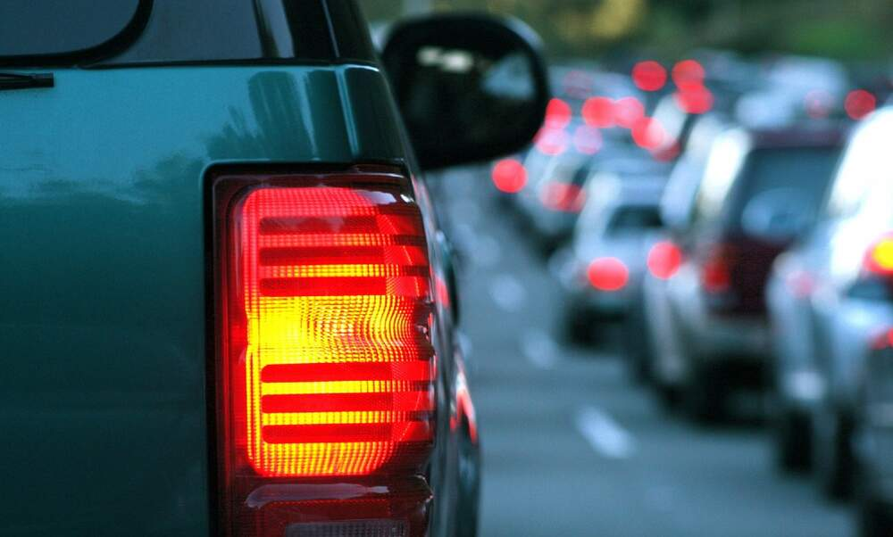 Drivers spend the most time stuck in traffic in Leiden