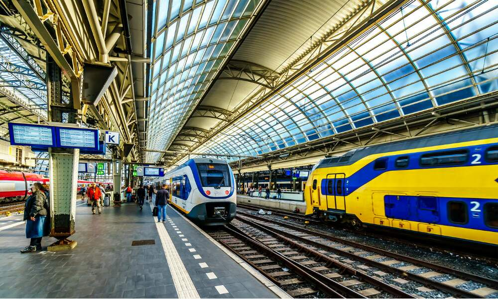 Shorter train travel times in the Netherlands: NS' newest plans