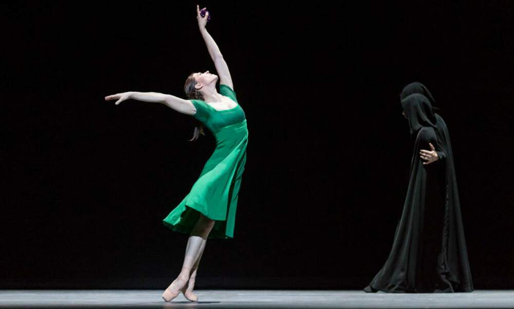 Tristan + Isolde at the Dutch National Ballet
