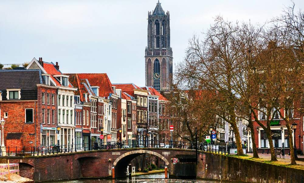 [Video] Mesmerising colourised historical footage of Utrecht