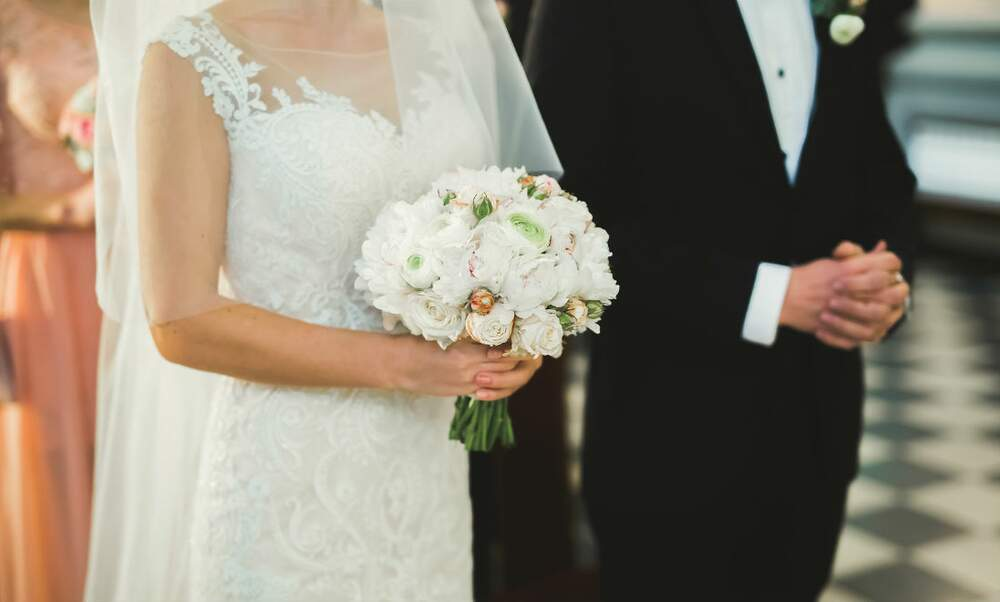 Fewer young couples in the Netherlands getting married