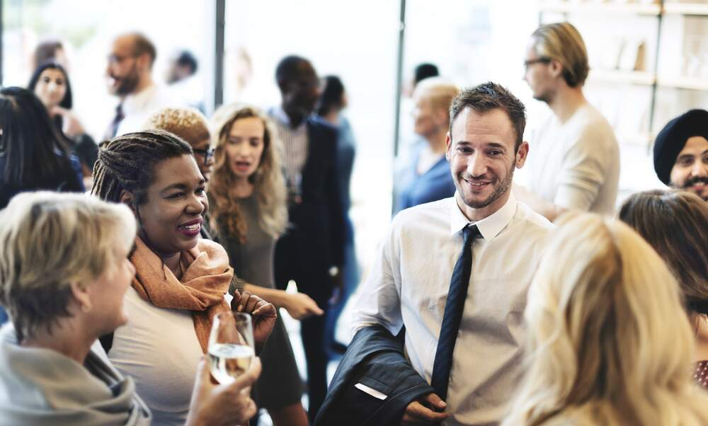 how to meet new people Meeting new clients and contacts through networking set a goal to meet five or more new people at this is a wonderful chance to get to know new people on.